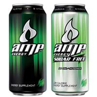 Amp Attack - Intense
